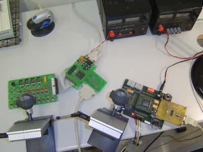 Laboratorio virtual WebLab-DEUSTO (hardware)